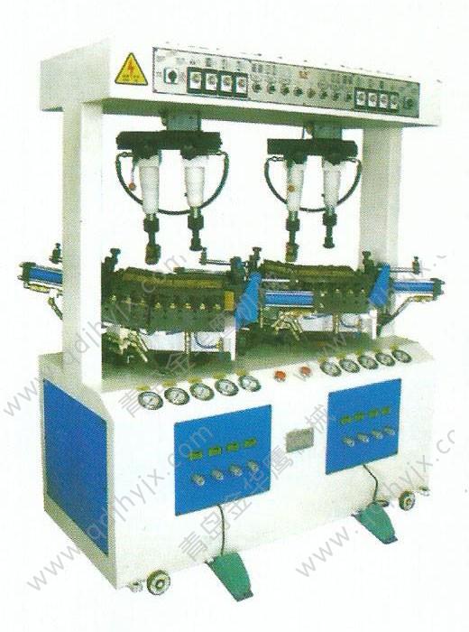 龙门块式油压机